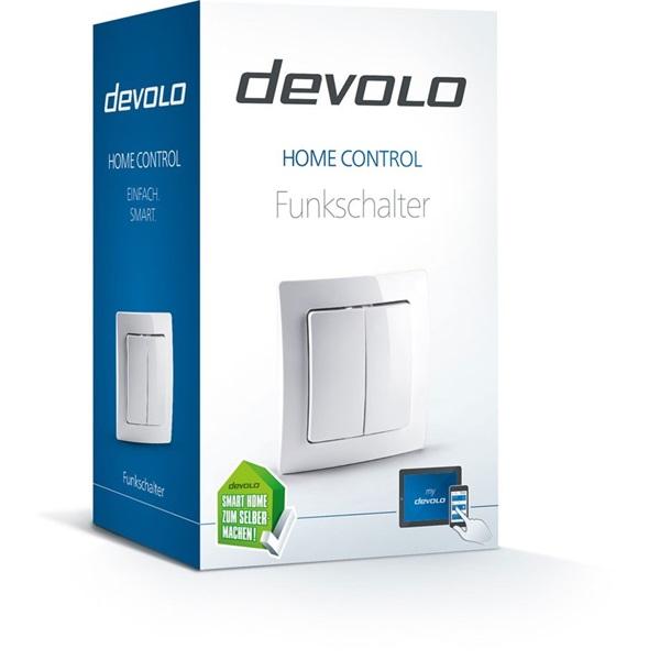 DEVOLO D 9808 Home Control fali kapcsoló - 1