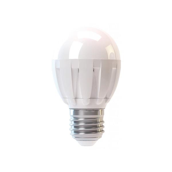 Emos Z73630 LED izzó X-Line 6W E27 kisgömb WW 400 lm - 1