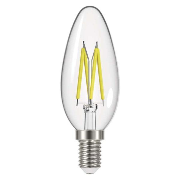 Emos Z74235 filament MINI 25W 250lumen E14 LED gyertya izzó - 1