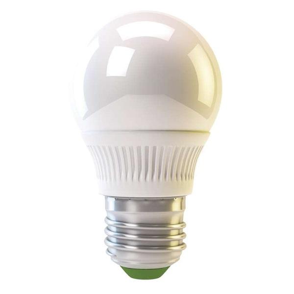 Emos Z74630 LED izzó RS-Line kisgömb GL E27 4W CW - 1