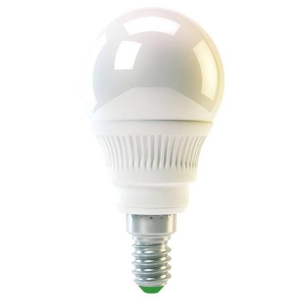 Emos Z74640 LED izzó RS-Line kisgömb GL E14 4W CW - 1