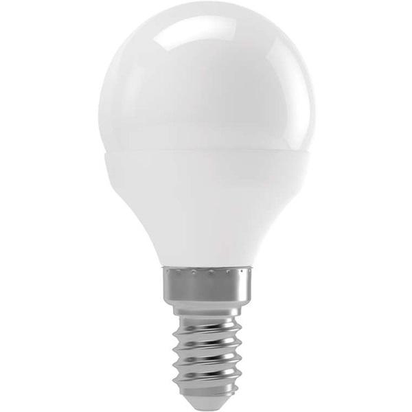 Emos ZL3904 BASIC 6W E14 500 lumen meleg fehér LED kisgömb izzó - 1