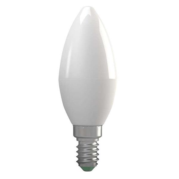 Emos ZL4102 6W E14 meleg fehér gyertya LED izzó - 1