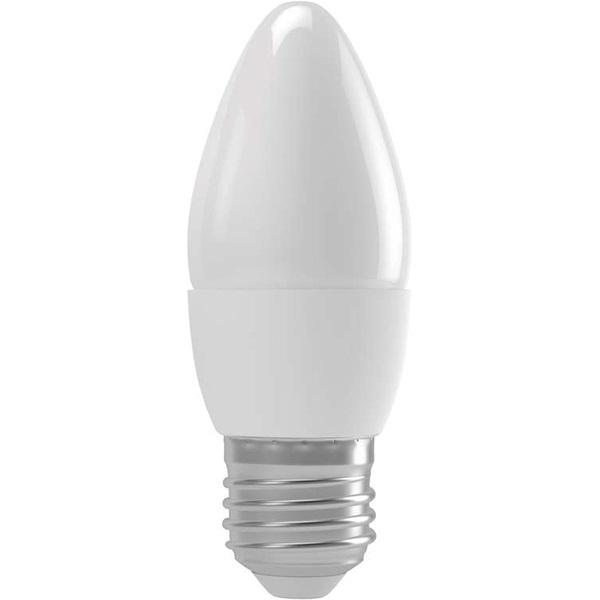 Emos ZL4108 BASIC 6W E27 500 lumen meleg fehér LED gyertya izzó - 1