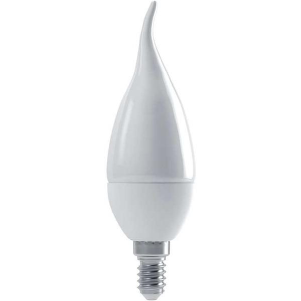 Emos ZL4111 BASIC 6W E14 500 lumen meleg fehér LED gyertyaláng izzó - 1
