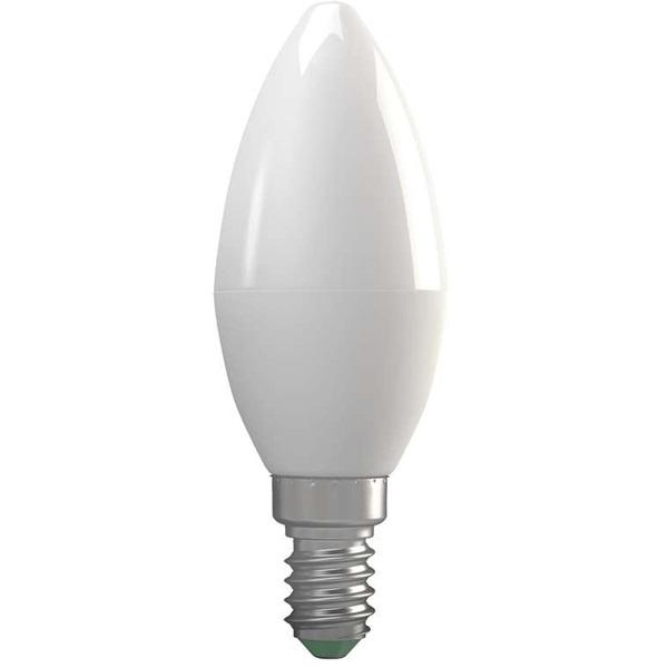 Emos ZL4115 BASIC 8W E14 700 lumen meleg fehér LED gyertya izzó - 1