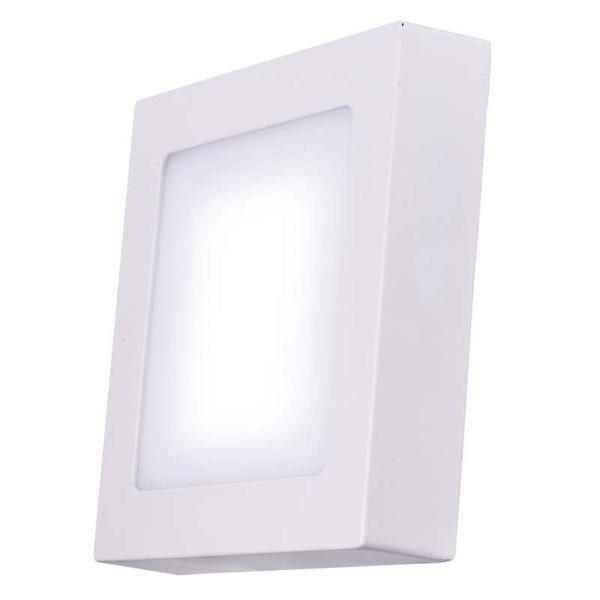 Emos ZM6121 6W  IP20 meleg fehér LED négyzetes mennyezeti lámpa - 1