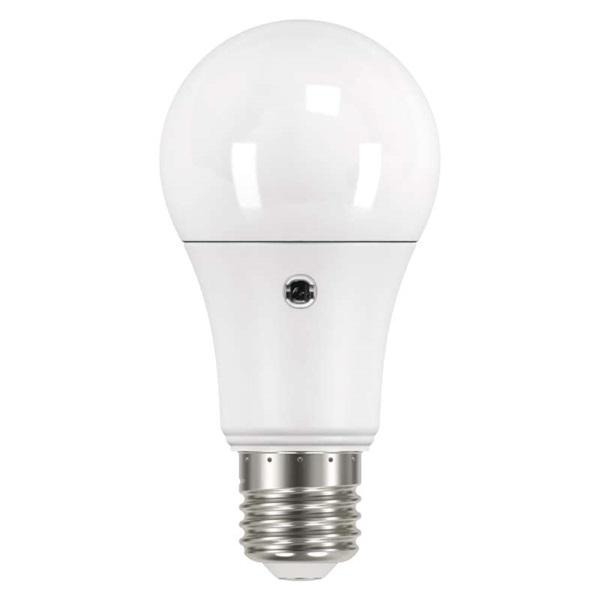 Emos ZQ5140L classic A60 60W 806lumen E27 fényérzékelős LED gömb izzó - 1