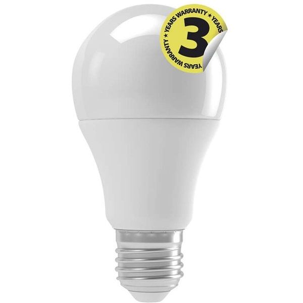 Emos ZQ5150 CLASSIC A60 10,5W E27 1060 lumen meleg fehér LED izzó - 1