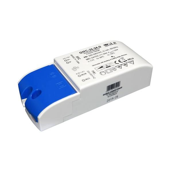 GLP GTPC-25-24-D 24V/1.04A 25W IP20 LED tápegység - 1