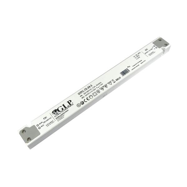 GLP GTPC-75-24-S 24V/3.12A 75W IP20 LED tápegység - 1