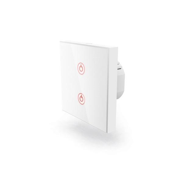 Hama 176551 okos WiFi beépíthető fali kapcsoló - 1