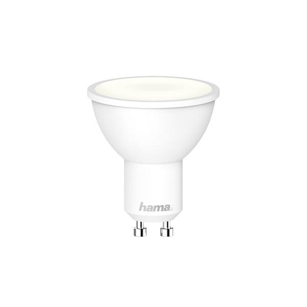 Hama 176585 GU10 5,5W fehér okos Wifi LED izzó - 1