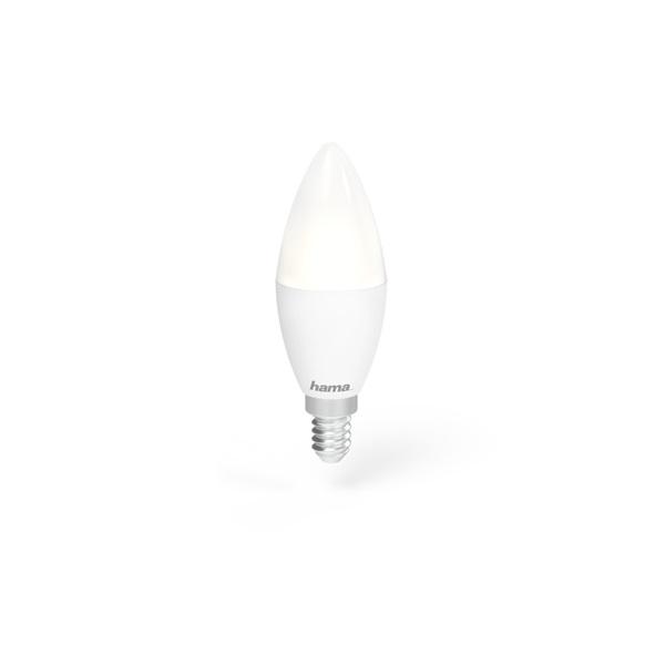 Hama 176586 E14 5,5W fehér okos Wifi LED izzó - 1