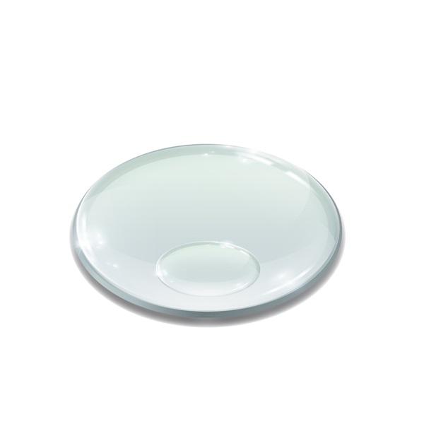 Handy 3+12 dioptriás üveg nagyító lencse LED-es asztali lámpához - 1