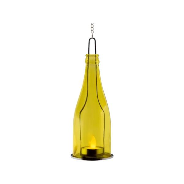Home GB 23/YE LED mécsessel dekorációs sárga üveg - 1