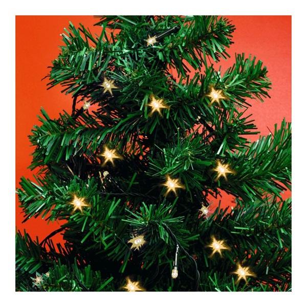 Home MLC 20/WW 1,9m/20 LED/beltéri/8 program/meleg fehér karácsonyi fényfüzér - 1