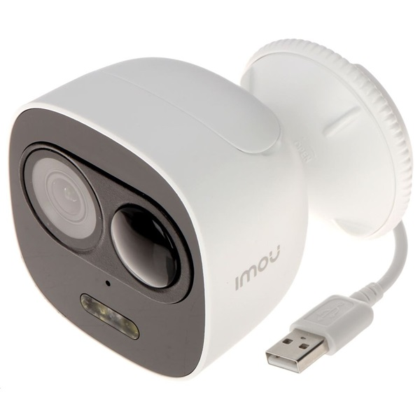 IMOU CELL PRO KIT-hez/IPC-B26E/2MP/2,8mm/kültéri/IP65/H265/IR5m/SD/mikrofon/5VDC/IP wifi kiegészítő kamera - 1