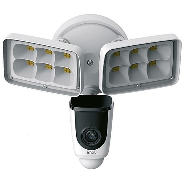 IMOU Floodlight/2MP/2,8mm/kültéri/IP65/H265/IR10m/SD/mikrofon/Wifi/reflektoros biztonsági kamera - 1