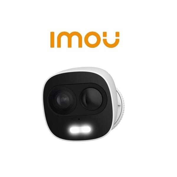 IMOU LOOC kültéri, 2MP, 2,8mm, IR10m, PIR, mikrofon/hangszóró, fehér fény riasztás,  wifi IP kamera - 1