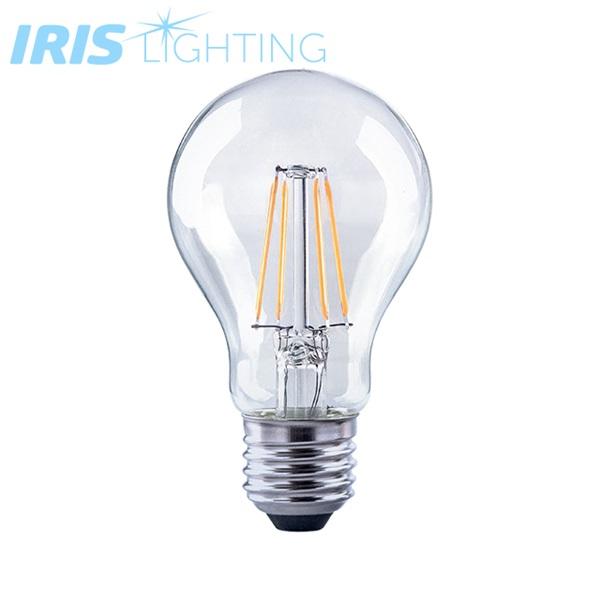 Iris Lighting Filament A Bulb E27 FLA60 8W/4000K/720lm LED fényforrás - 1