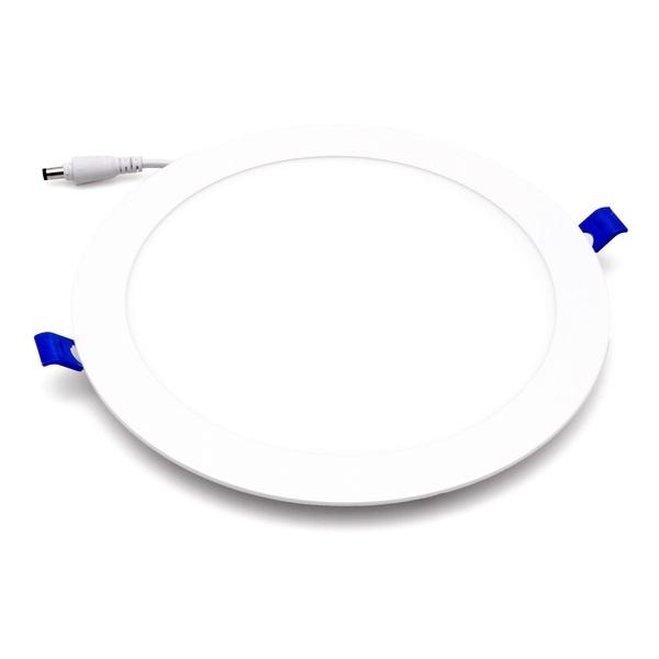 Iris Lighting PLSR-18W 18W/1440lm/4000K álmennyezeti kör alakú LED panel - 1