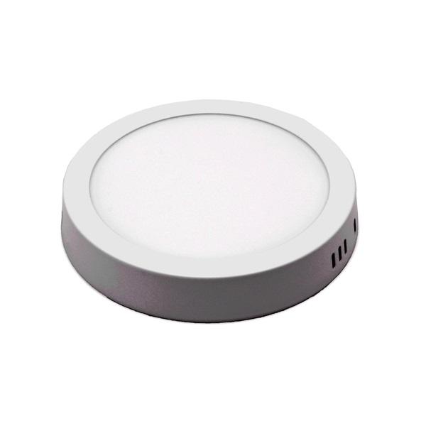 Iris Lighting PLSUR-12W 12W/820lm/4000K mennyezeti kör alakú LED panel - 1