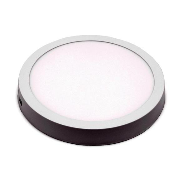 Iris Lighting PLSUR-18W 18/1440lm/4000K mennyezeti kör alakú LED panel - 1