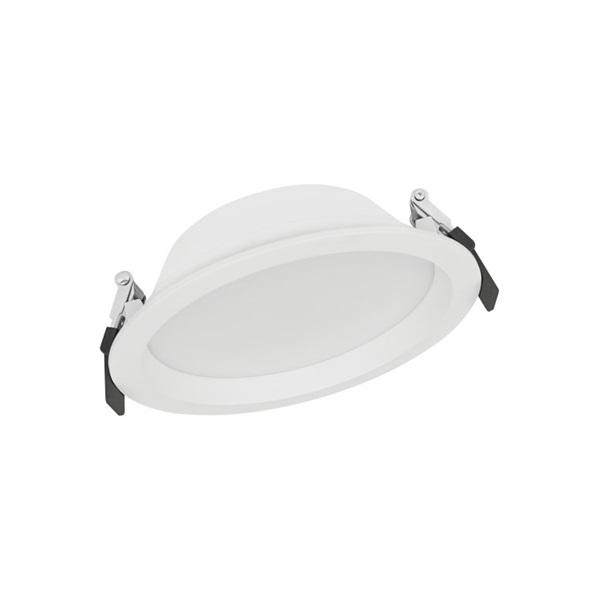 Ledvance Downlight Alu Emergency DN150 14W/3000K/1190lm/IP44 fehér mélysugárzó LED lámpa - 1
