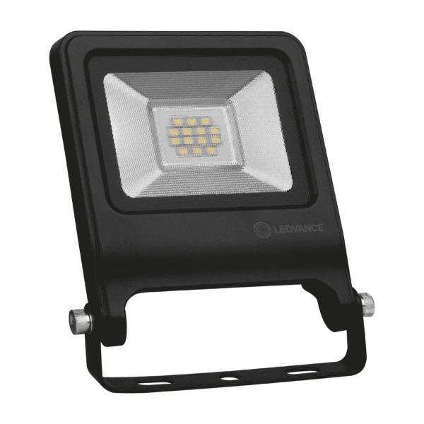 LEDVANCE FLOOD VALUE 10W/4000K BK IP65 LED fényvető - 1