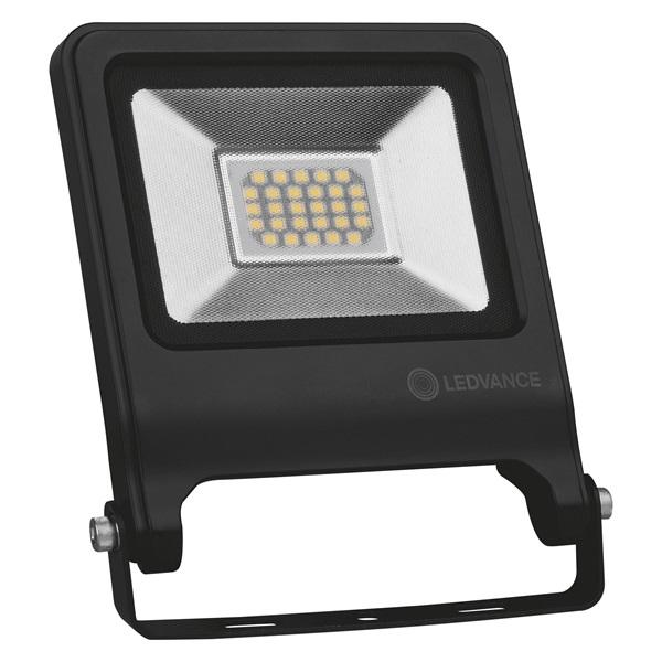 LEDVANCE FLOOD VALUE 20W/4000K BK IP65 LED fényvető - 1