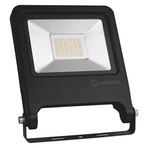 LEDVANCE FLOOD VALUE 30W/4000K BK IP65 LED fényvető - 1