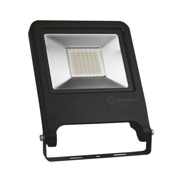LEDVANCE FLOOD VALUE 50W/4000K BK IP65 LED fényvető - 1