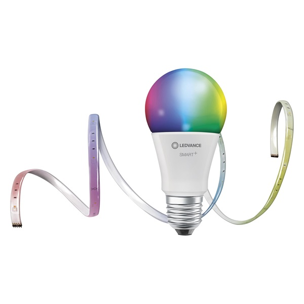 Ledvance Smart+ 10W E27 állítható színhőmérsékletű, dimmelhető körte alakú LED fényforrás - 1