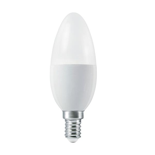 Ledvance Smart+ 6W E14 állítható színhőmérsékletű gyertya LED fényforrás - 1