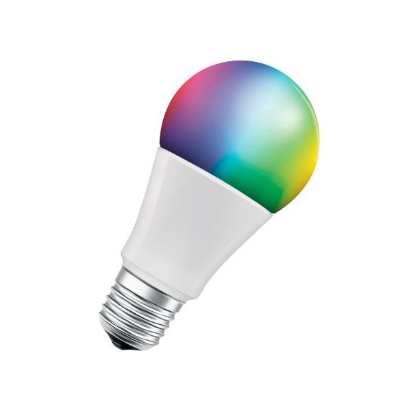 Ledvance Smart+ Bluetooth vezérlésű 10W/810lm/RGBW/E27 LED körte izzó - 1