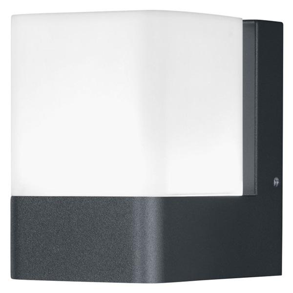Ledvance Smart+ WiFi Cube Wall okos lámpa sötét szürke, színváltós okos,  vezérelhető intelligens lámpatest - 1