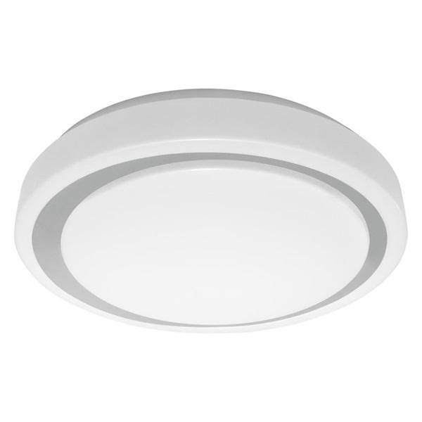 Ledvance Smart+ WiFi  menny. okos lámpa Ceiling Moon, ezüst gyűrűvel, áll. színhőm. 380mm okos, intelligens lámpatest - 1
