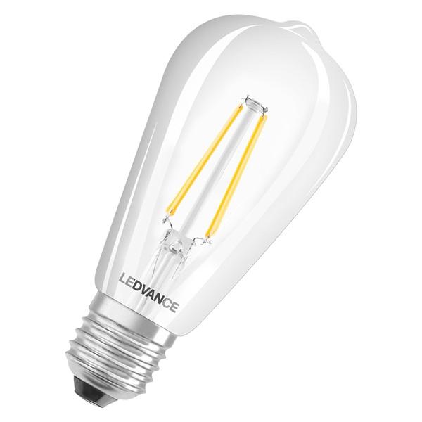 Ledvance Smart+ Wifi vezérelt 5,5W 2700K E27 LED Edison, dimmelhető filament LED fényforrás - 1