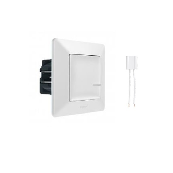 Legrand 752184 Valena Life Netatmo fehér intelligens fényerőszabályzó kapcsoló + kompenzátor - 1