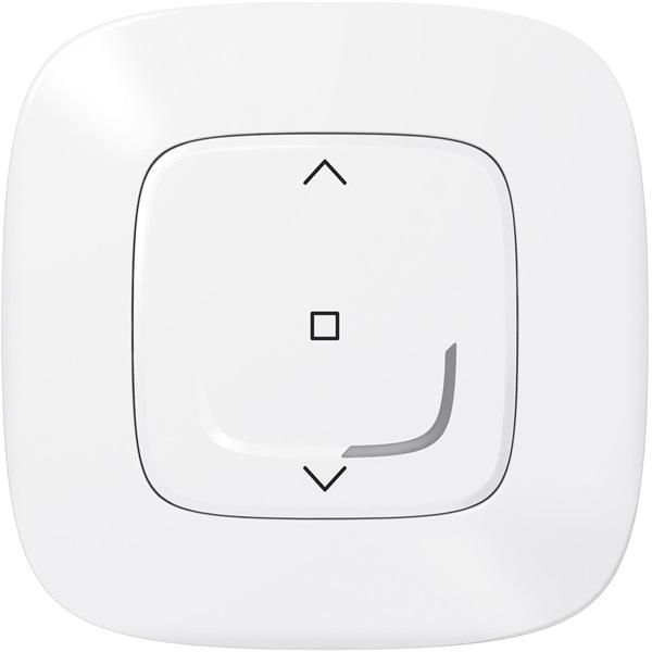 Legrand 752591 Valena Allure Netatmo fehér intelligens Vezeték nélküli redőnykapcsoló - 1