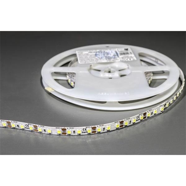 MW HQS-2835 5M 120LED/m 1020 lm/m 9,6W hideg fehér LED szalag - 1
