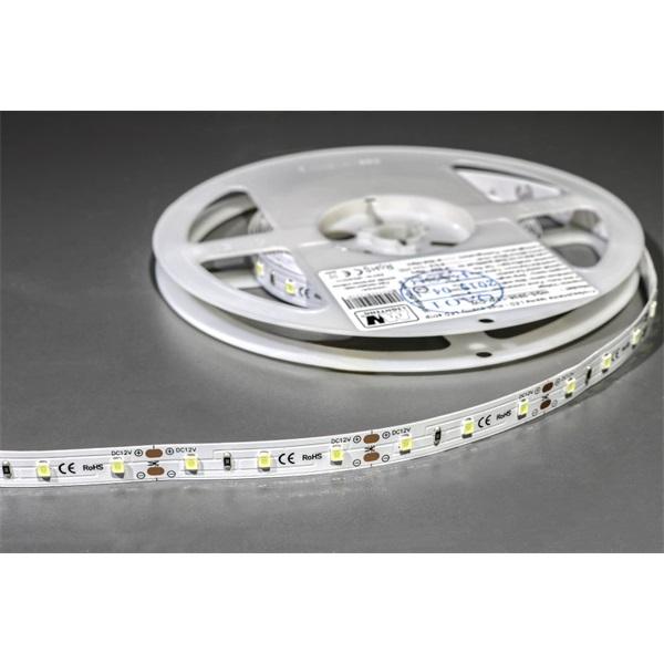 MW HQS-2835 5M 60LED/m 1260 lm/m 12W hideg fehér LED szalag - 1