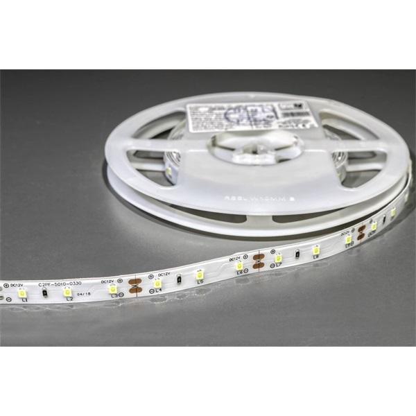 MW HQS-2835 5M 60LED/m 1260 lm/m 12W hideg fehér vízálló LED szalag - 1