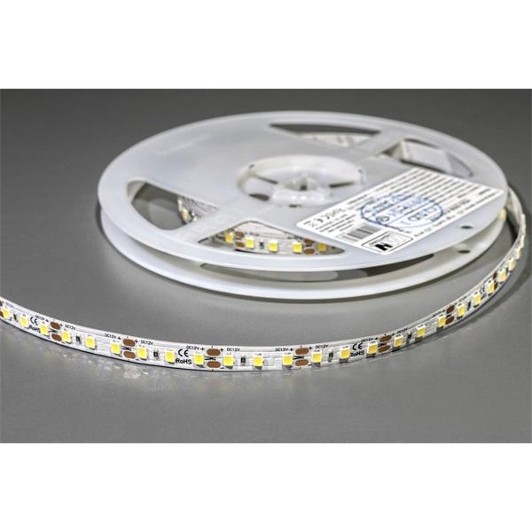 MW LC-2835 5M 120LED/m 1200 lm/m 9,6W 12V fehér LED szalag - 1