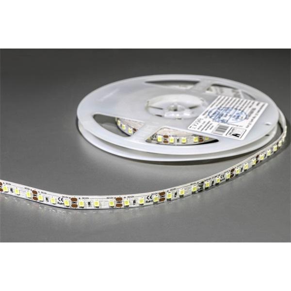 MW LC-2835 5M 120LED/m 1200 lm/m 9,6W 12V hideg fehér LED szalag - 1