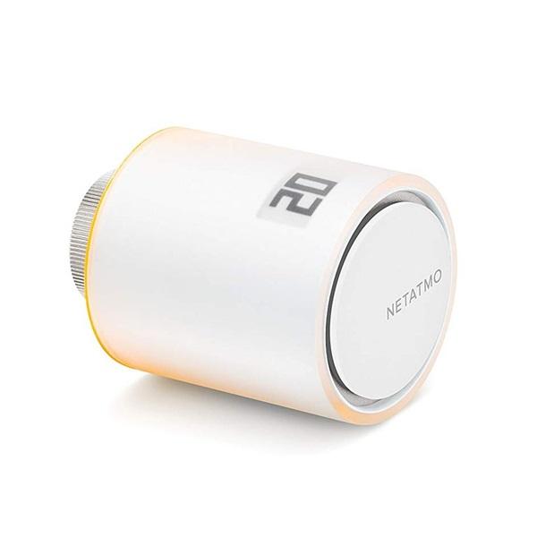 Netatmo Thermostatic Valve intelligens radiátor szelep - 1