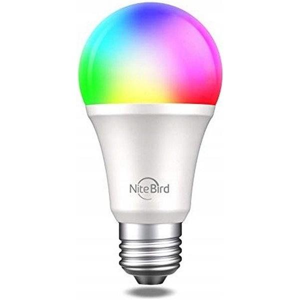 NITEBIRD WB4 Smart Wi-Fi-s RGB LED izzó E27 / 230V / 8W - 1