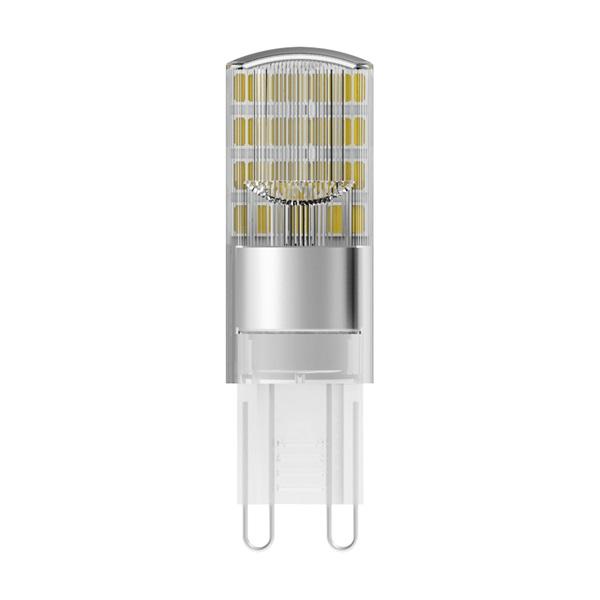 Osram Base műanyag ház/2,6W/320lm/2700K/G9 LED kapszula 3 db - 1
