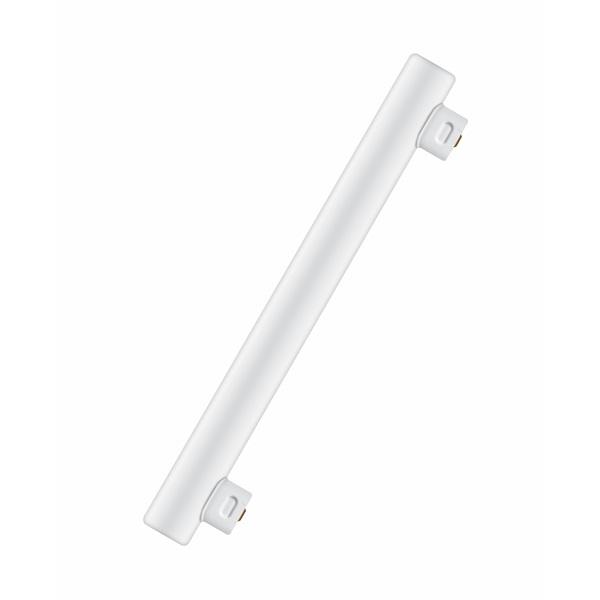 Osram LEDinestra matt üveg búra/4,5W/250lm/2700K/S14s dimmelhető LED cső izzó - 1